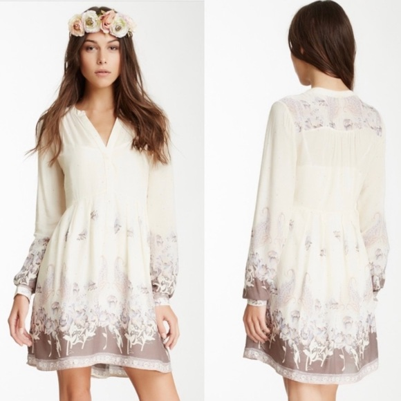 Free People Dresses & Skirts - ✨Must go!! Free People XS sundress w slip!